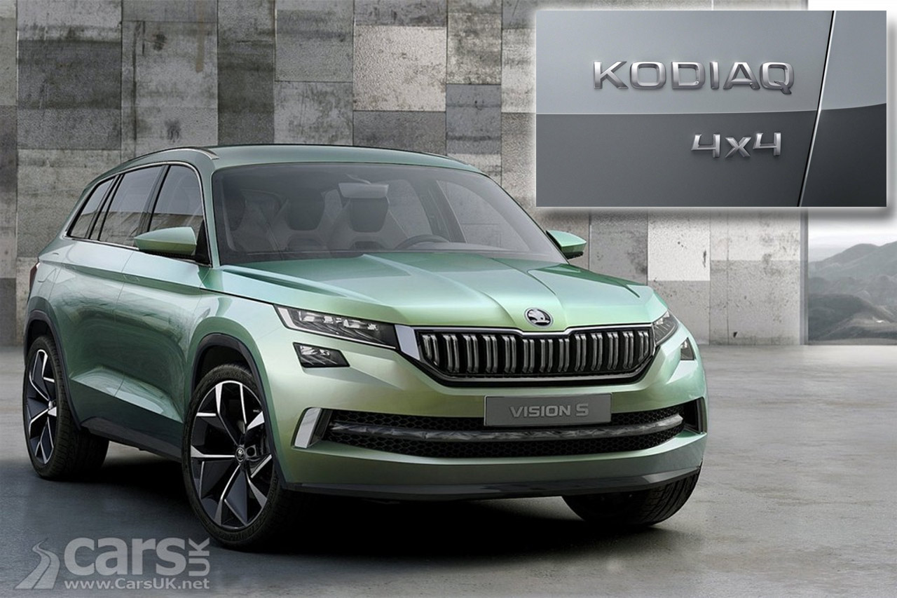 skoda kodiaq is offically the name of skoda 39 s new suv cars uk. Black Bedroom Furniture Sets. Home Design Ideas