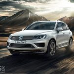 New Volkswagen Touareg R-Line Plus adds extra gloss to VW's big SUV – costs from £48,095