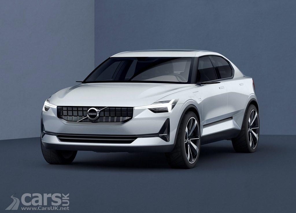 Photo Volvo S40/V40 Concept