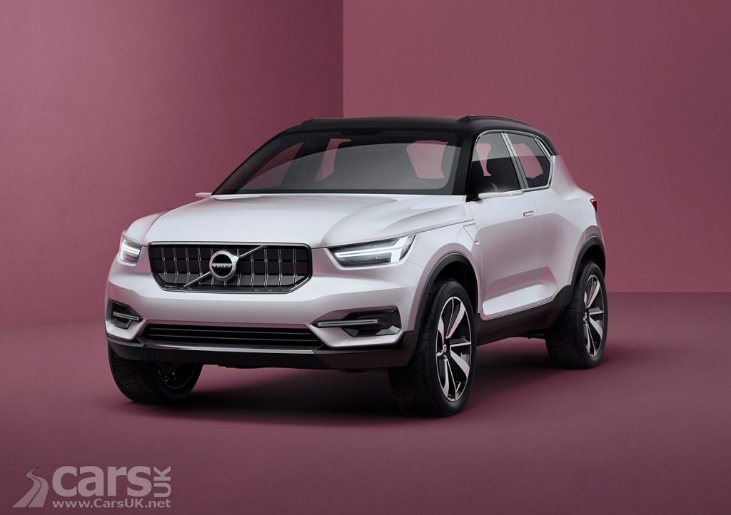 New Volvo S40 and Volvo XC40 previewed