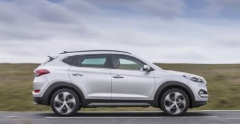 Hyundai Tucson 1.7 CRDi now with 141PS & 7DCT auto 'box – costs from £24,570