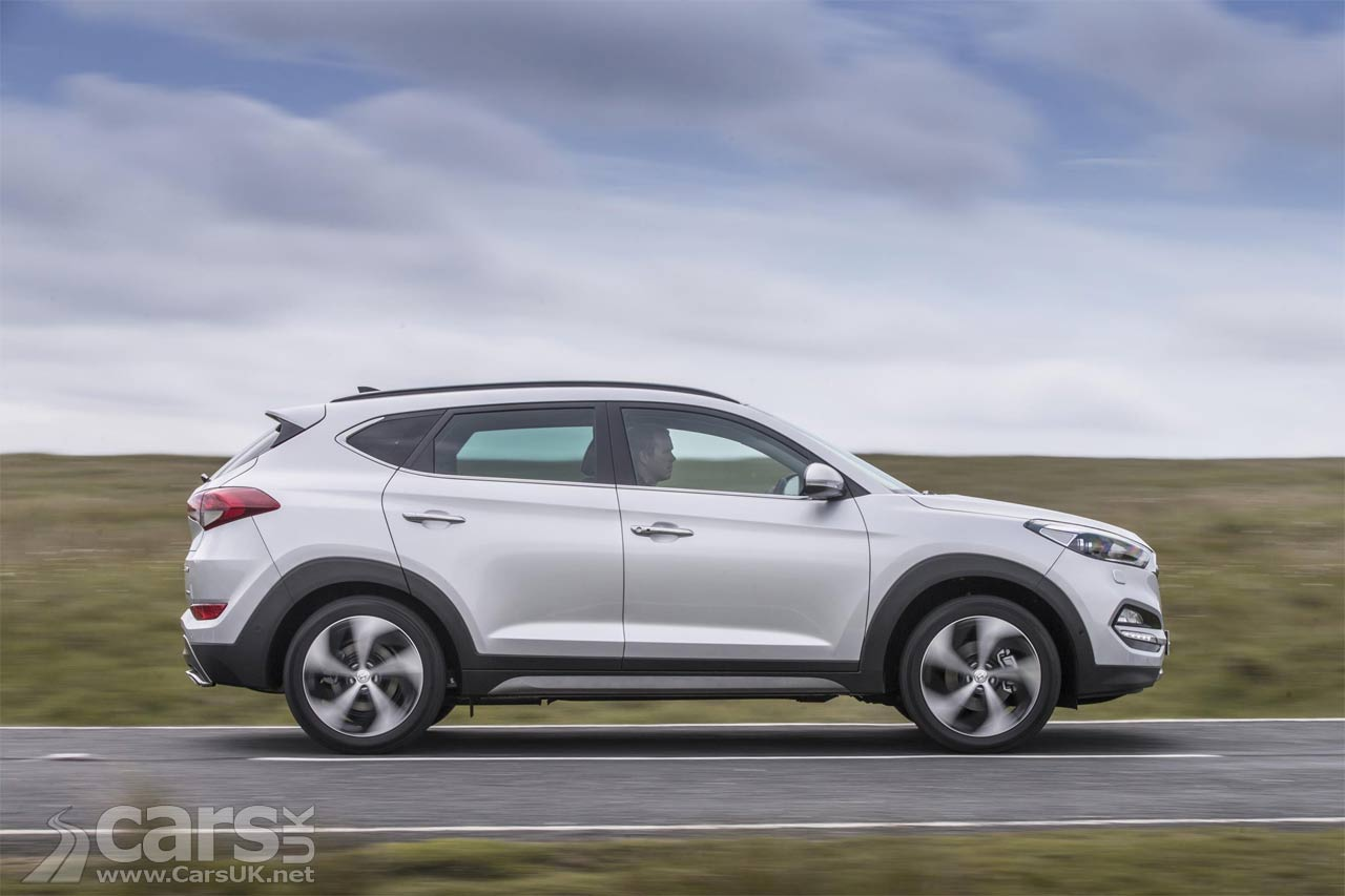 hyundai tucson 1 7 crdi now with 141ps 7dct auto 39 box. Black Bedroom Furniture Sets. Home Design Ideas