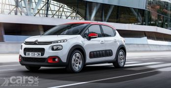 2017 Citroen C3 – complete with a sprinkle of Citroen's Cactus fairy dust (+video)