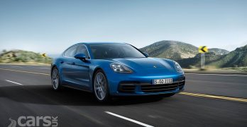 2017 Porsche Panamera REVEALED – new looks, new interior, new platform & new engines