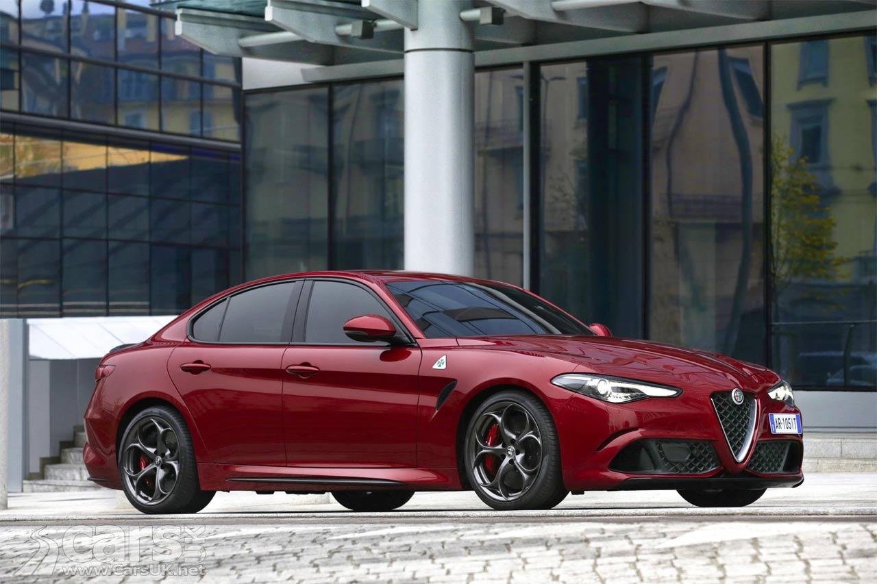 Alfa Romeo Giulia FINALLY Goes On Sale In The UK Cars UK - Alfa romeo price range
