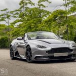 Aston Martin Vantage GT12 Roadster revealed – but it's just a one-off Roadster