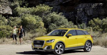 New Audi Q2 Compact SUV will cost from £20,230 in the UK