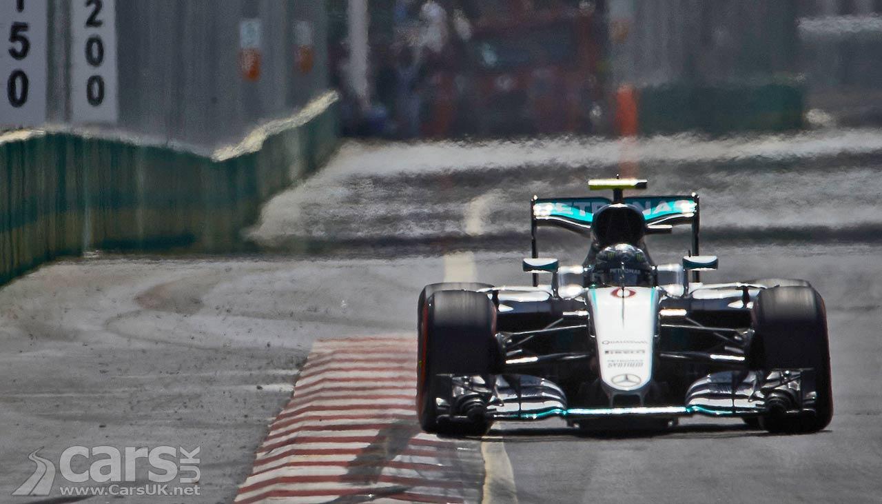 European Grand Prix: Rosberg has an easy win for Mercedes ...