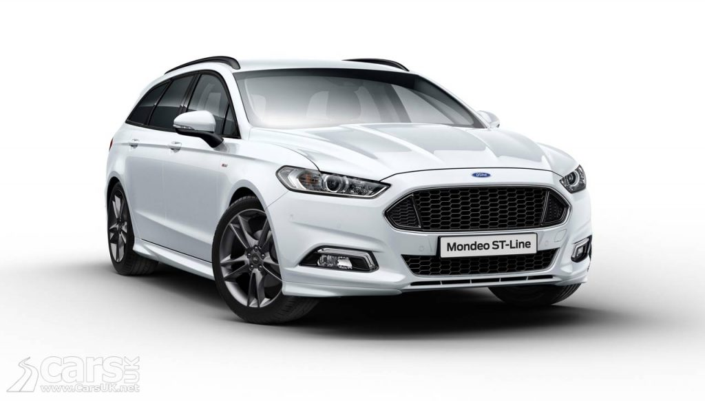 Photo Ford Mondeo ST-Line