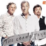 Clarkson, Hammond & May's 'The Grand Tour' gets itself a 'GT' logo