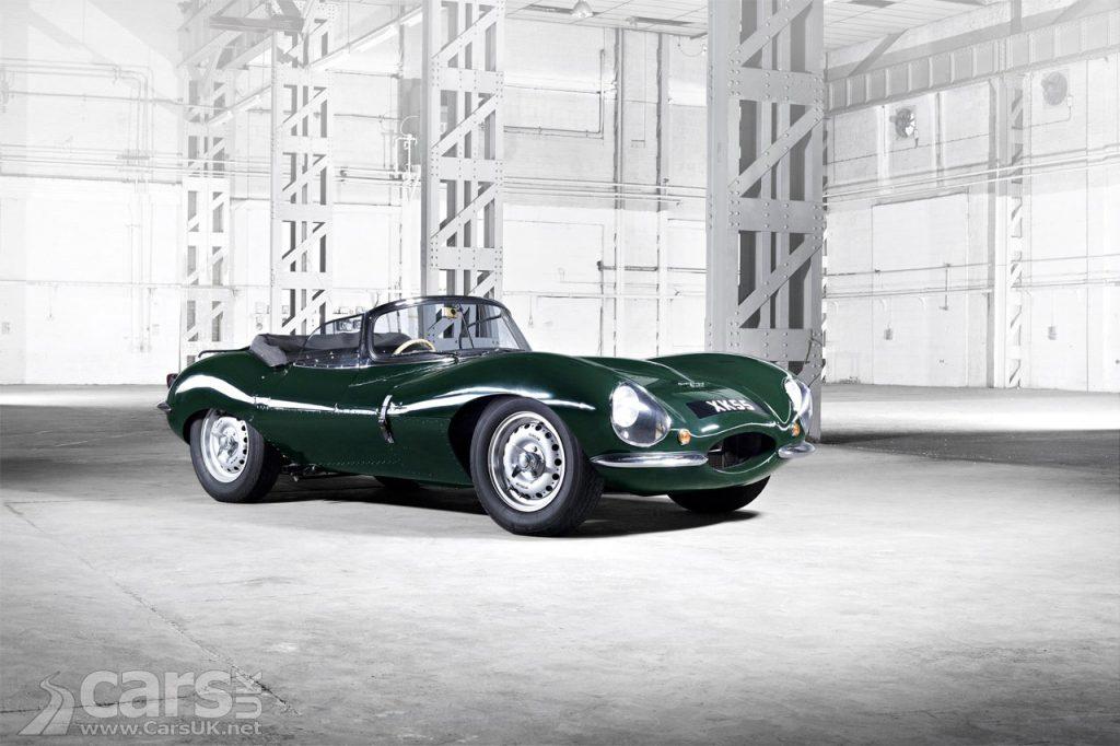 Photo Jaguar XKSS 'Continuation'