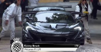 McLaren P1 LM SMASHES Goodwood Hillclimb record (+Video)