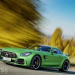 Mercedes-AMG GT R revealed – it's a BONKERS 577bhp track-focused AMG GT