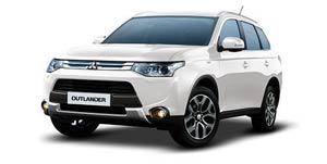 Mitsubishi Cars UK
