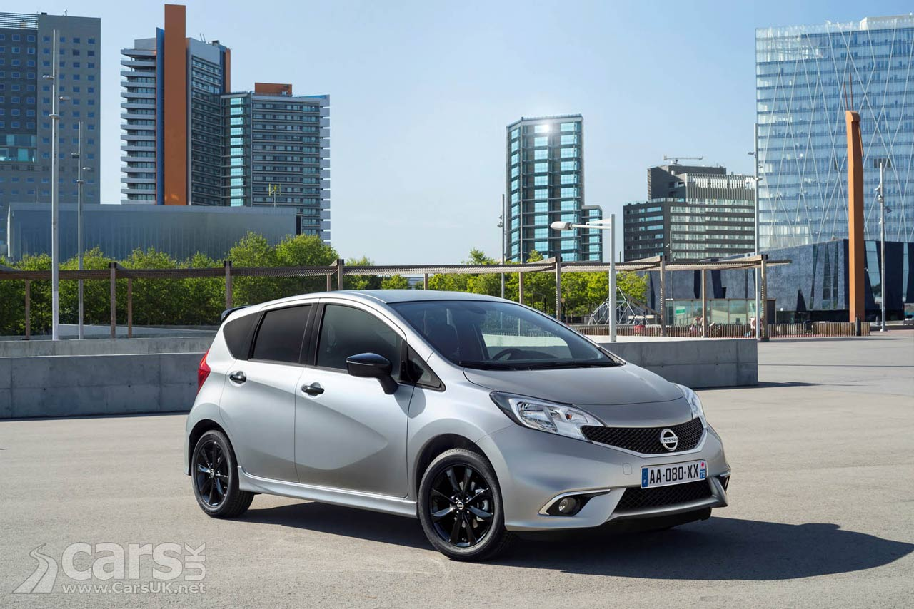 Nissan note black edition lots of black more equipment from nissan note black edition lots of black more equipment from 14415 cars uk vanachro Choice Image
