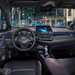 Toyota C-HR: Toyota's funky new C-HR compact SUV FINALLY gets an interior