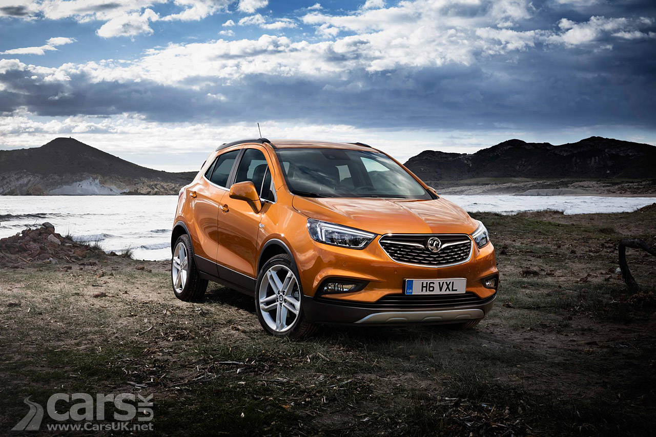 new vauxhall mokka x costs from 17 590 in vauxhall 39 s showrooms october cars uk. Black Bedroom Furniture Sets. Home Design Ideas