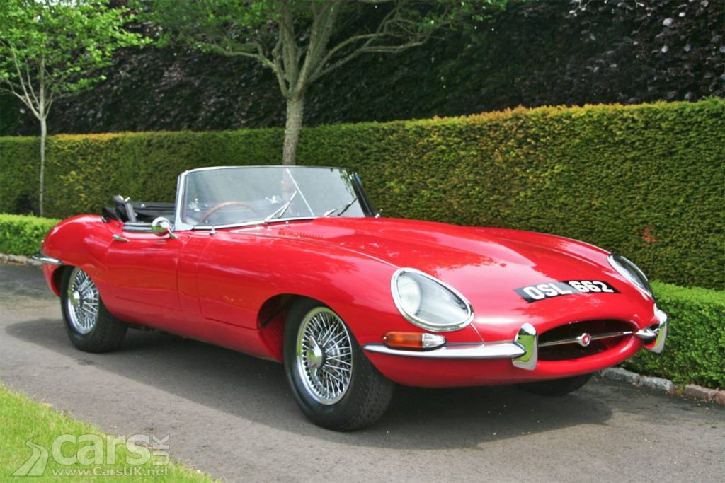 Photo 1961 Jaguar E-Type Series 1 Roadster Chassis #62