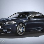 BMW M5 Competition Edition bids farewell to the F10 M5 – Priced at £100,995