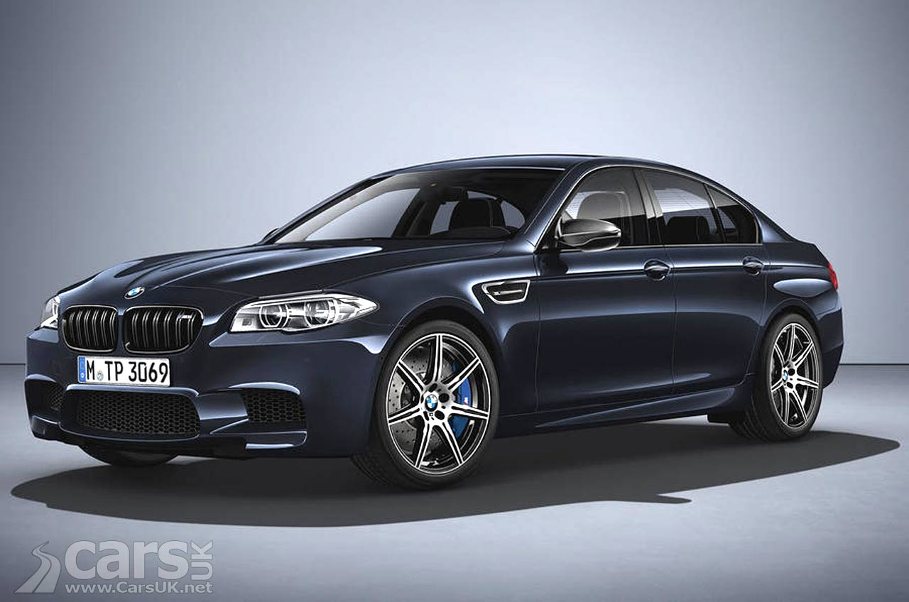 bmw m5 competition edition bids farewell to the f10 m5 priced at 100 995 cars uk. Black Bedroom Furniture Sets. Home Design Ideas