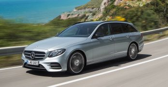 New Mercedes E-Class Estate UK Prices & Specs – but only for the E 220 d Estate