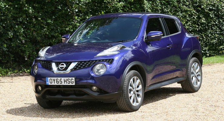 Photo 2016 Nissan Juke Tekna DIG-R 115 Review