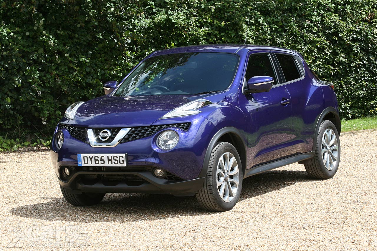 Nissan juke 1 2 dig t 115 tekna review 2016 cars uk for Neuer nissan juke 2016