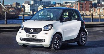 Smart ForTwo and ForFour updated and Smart Brabus Sport Line priced from £13,810