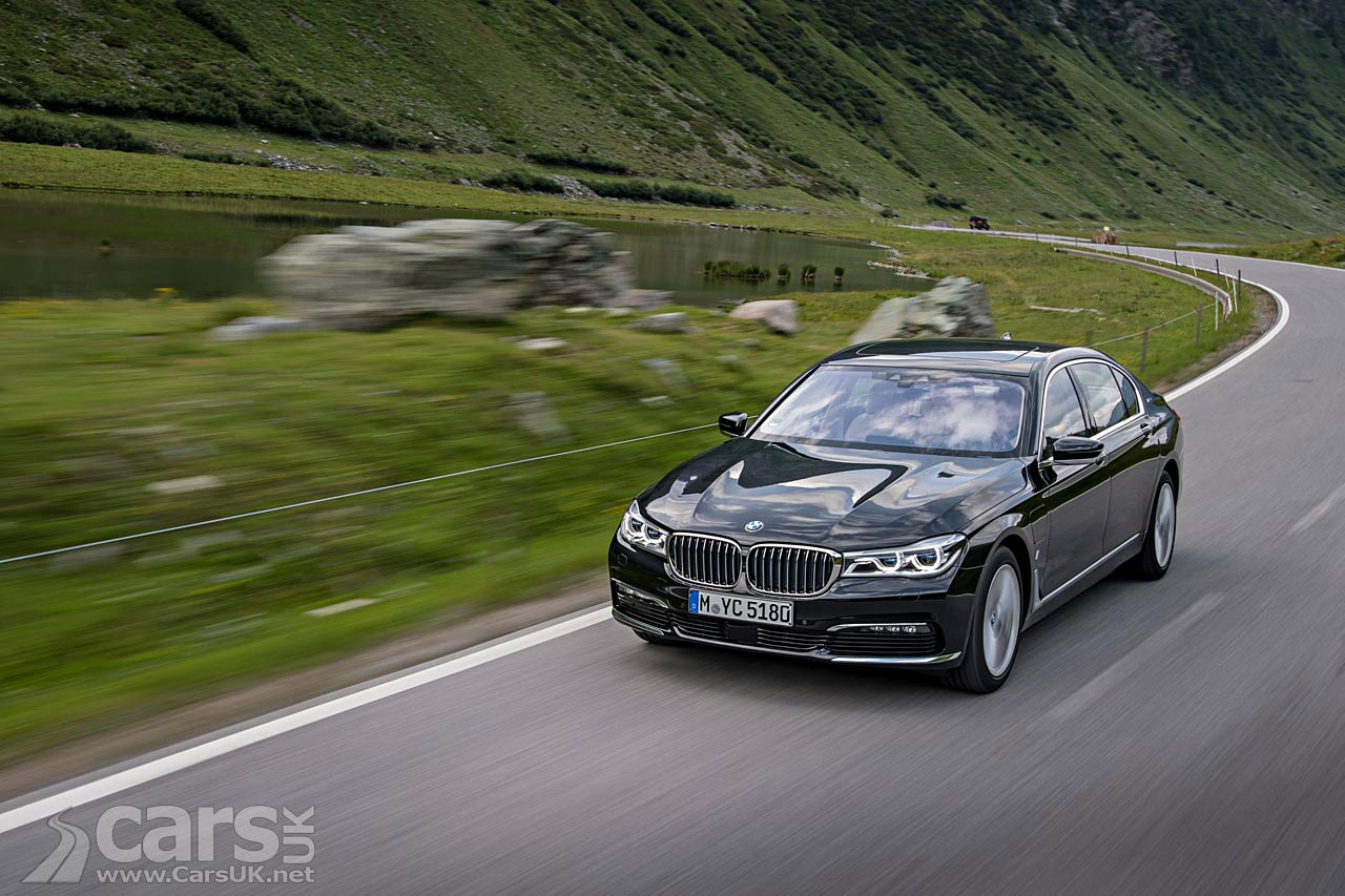 New Bmw 740e And 740le Xdrive Arrive In The Uk Cost From