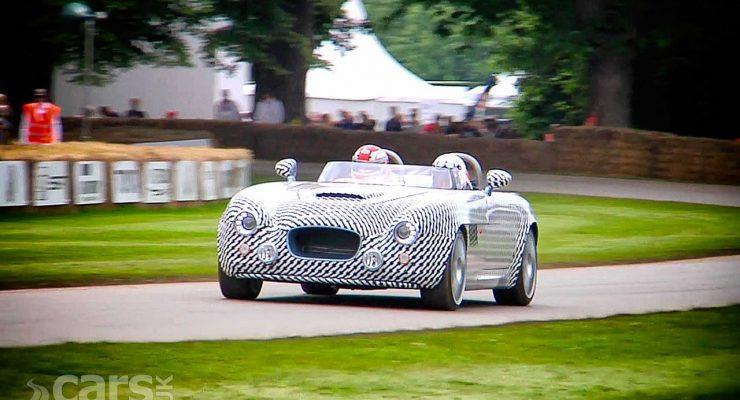 Photo Bristol Bullet V8 Supercar