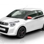 The new Citroen C1 FURIO: Sporty looks – but cheap as chips to run
