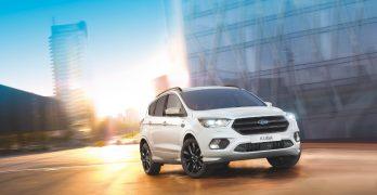 Ford Kuga ST-Line joins Ford's expanding ST-Line range