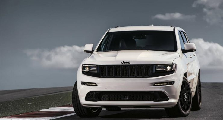 Photo Jeep Grand Cherokee SRT Night