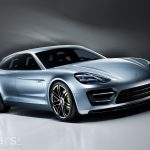 Porsche Panamera Sport Turismo will debut alongside the new Panamera in Paris