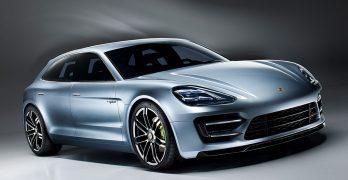 Porsche Panamera Sport Turismo will debut alongside the new Panamera in Paris