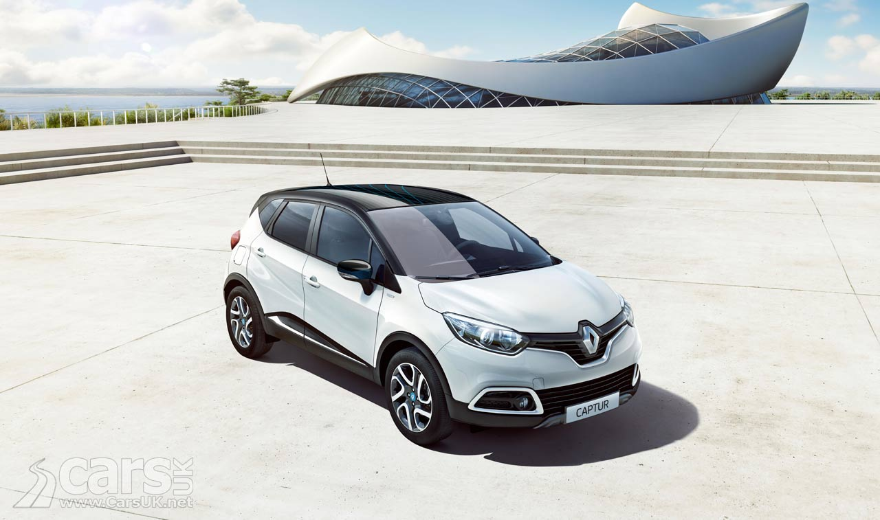 new renault captur iconic nav headlines renault 39 s captur crossover updates cars uk. Black Bedroom Furniture Sets. Home Design Ideas