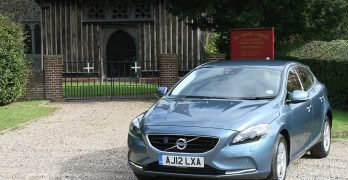 Volvo V40 (with V40 Driver Support Pack) is the SAFEST used car you can buy