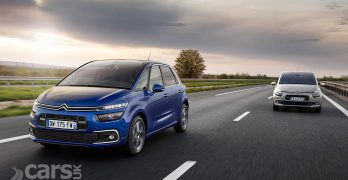 Citroen C4 Picasso & Grand C4 Picasso cost from £19,635 & £21,935 respectively