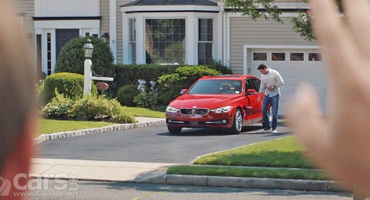 Photo BMW 330e Plug-in Hybrid Advert
