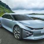 Citroen Cxperience Concept – Citroen imagine a future hybrid family car
