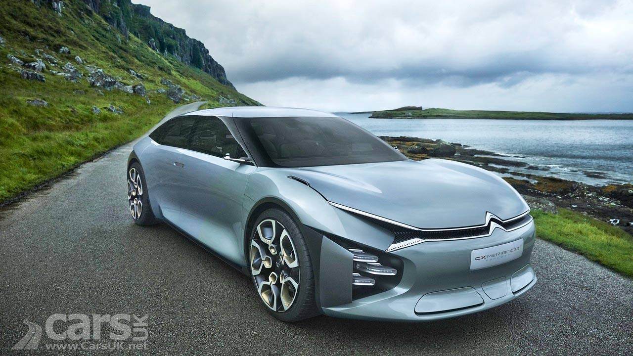 citroen cxperience concept citroen imagine a future hybrid family car cars uk. Black Bedroom Furniture Sets. Home Design Ideas