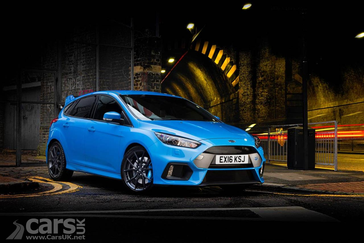 Mountune and Ford Performance to Offer Engine Upgrade for Ford Focus RS