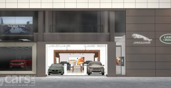 Pick up a new Jaguar, Land Rover or Range Rover when you shop at Westfield