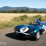 1956 Le Mans-winning Jaguar D-Type sells for WORLD record $21.78 million