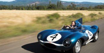 1956 Le Mans-winning Jaguar D-Type sells for WORLD record $21.78 million