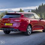 Kia Optima Sportswagon is Kia's first Optima Estate – costs from £22,295