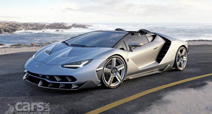 Photo Lamborghini Centenario Roadster