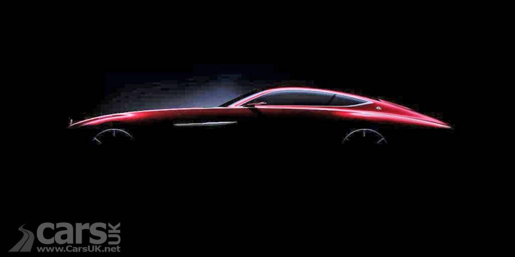 Photo Mercedes-Maybach Coupe Tease
