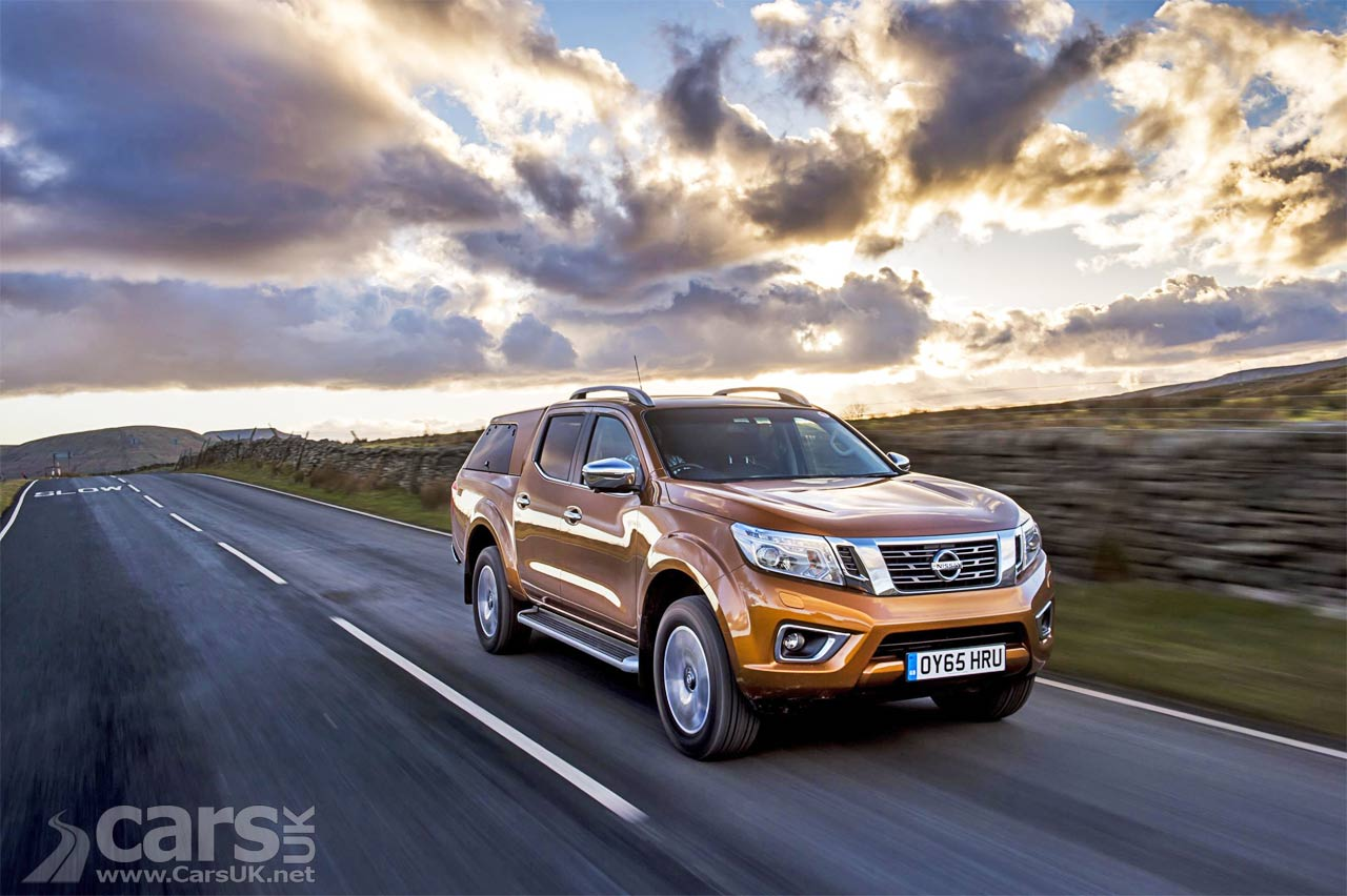 nissan navara pick up now with cleaner euro 6 engine and. Black Bedroom Furniture Sets. Home Design Ideas