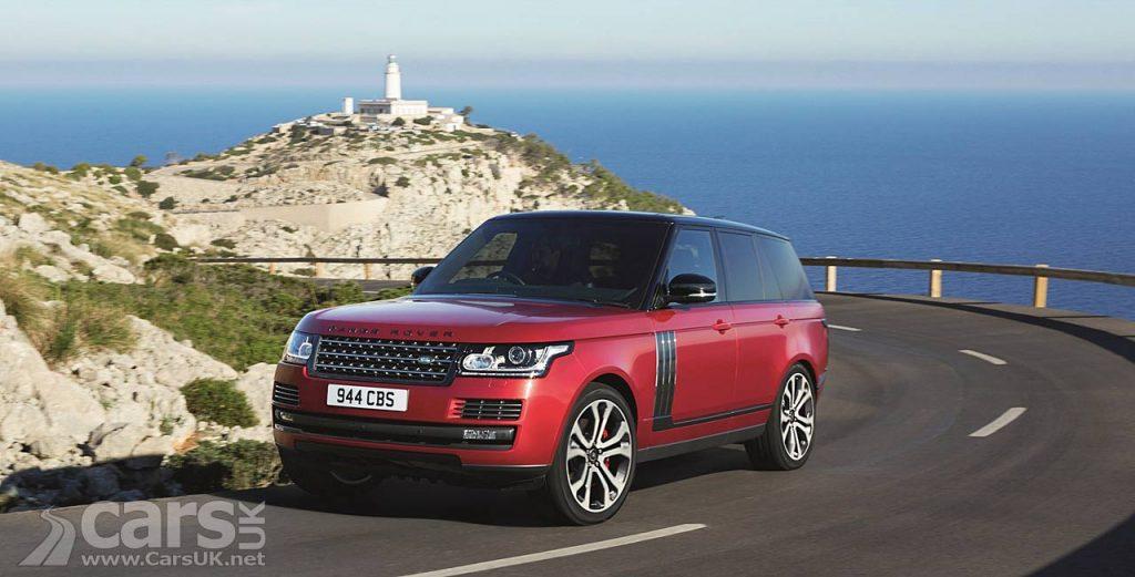 Photo Range Rover SVAutobiography Dynamic